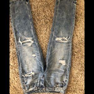 NWOT American Eagle Tom Girl Jeans